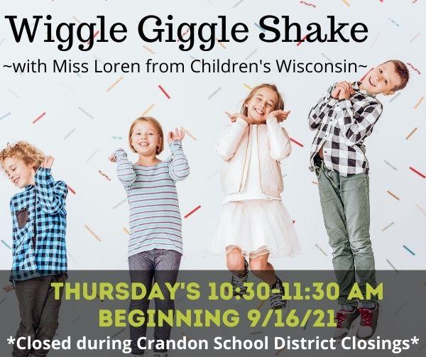 Wiggle Giggle Shake
